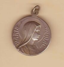 "Philippines  VINTAGE Medal "" MARIA"" Immaculate , reverse with St Agnes"