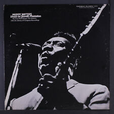 MUDDY WATERS: Down On Stovall's Plantation LP (alternate cover) Blues & R&B