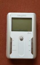 Creative ZEN Touch DAP-HD0014 20GB Portable MP3 P White Sliver FAULTY/FOR PARTS