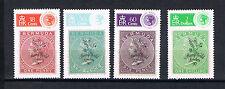 Bermuda 1989 Satz 569/72 Briefmarken schon Postfrisch