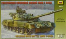 Zvezda 1:35 Russian Main Battle Tank T-80UD Plastic Model Kit #3591
