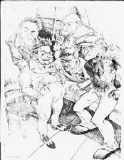 Mesmeridian #2 - 1973 Sci-Fi fanzine - Robert E. Howard, Tom Foster color comic