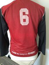 Vintage 1990's Commes Des Garcons Shirt Zip Front Mens Jacket Medium Japan Rare