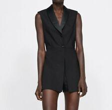 mejores zapatillas de deporte f55be 96a51 Abrigos y chaquetas de mujer negro Zara | Compra online en eBay