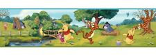 Wallpaper Border Nursery Childrens Kids Room Disney Winnie the Pooh