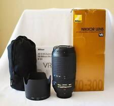 Nikon AF-S VR 70-300mm f/4.5-5.6 IF-ED Lens