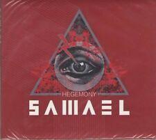 SAMAEL - HEGEMONY (+1 Bonus)(2017) =RARE CD= Digipak by Soyuz Music+FREE GIFT