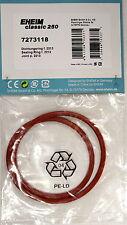 Eheim Cannister filtro con anillo tórico Junta Clásico 250 / 2213 Filtro 7273118