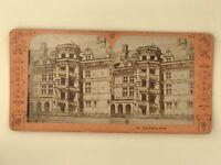 Château Da Blois Foto Stereo Stereoview Vintage Albumina PL39L1