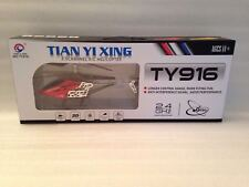 Storm X TY916 2.4G 3.5 CH LED light Indoor RC Helicopter, w/GYRO, Color May Vary