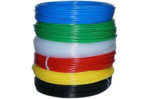 Polyethylen-Schlauch PE-Schlauch Pneumatik Schlauch Druckluft / Flüssigkeit 50m