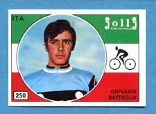 SPRINT '73 - PANINI - Figurina-Sticker n. 250 - GIOVANNI BATTAGLIN - ITA -Rec