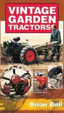 DVD Vintage Garden Tractors By Brian Bell
