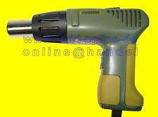 PROXXON 27130 Heissluftpistole MH550 Heißluftfön mit Zubehör 500W 550°C 180l/m
