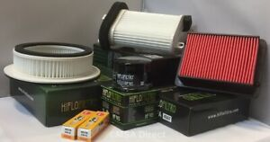 Yamaha XP530 TMAX (2012 to 2016) Service Kit (Oil / Air Filters and Spark Plugs)