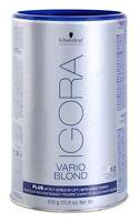 Schwarzkopf Igora Vario Blond Blue Dust-Reduced Bleaching Powder 450grams New