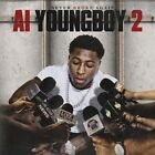 YoungBoy Never Broke Again AI YoungBoy 2 Music Album Art Canvas Poster HD Print