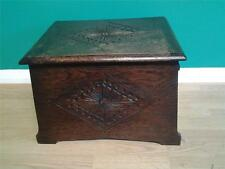 Oak 20th Century Antique Boxes & Chests