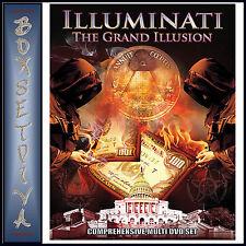 ILLUMINATI - THE GRAND ILLUSION *** BRAND NEW DVD***