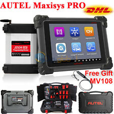 US Stock Original Autel MaxiSys Pro MS908P Diagnostic Tool J2534 Programming UPS