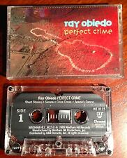 Perfect Crime by Ray Obiedo Cassette