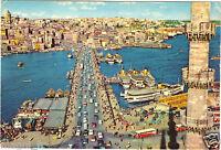Turchia - Istanbul - il Pont da Galata (H7120)