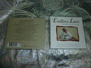 ENDLESS LOVE - VARIOUS (CD, 16 TRACKS, 1999) (148852 A)