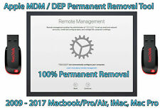 Instant Download MDM/DEP Removal Tool For MACBOOK PRO/AIR IMAC 2009-2017