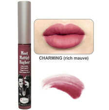 The Balm Cosmetics -Meet Matte Hughes Long Lasting Liquid Lipstick - Charming