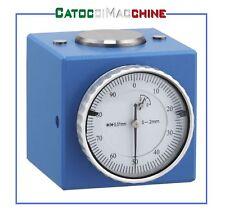 AZZERATORE CON COMPARATORE CON BASE MAGNETICA FERVI A020