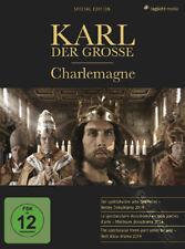 Karl der Grosse - Charlemagne (3 Ep.) NEW PAL Series Docu 2-DVD Set G. Wengler
