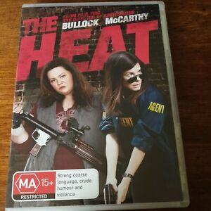 The Heat DVD R4 VERY GOOD - FREE POST