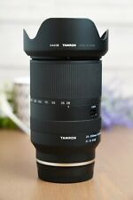 Tamron 28-200mm f/2.8-5.6 Di III RXD Lens for Sony E Full-Frame - Black
