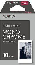 Fujifilm Instax Film Mini Monochrome 16531958 Pellicole