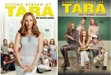 United States of Tara Series 2 + 3 Season 3 2 Two Three New Region 4 DVD
