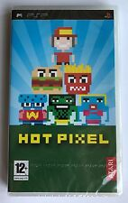 PSP Hot Pixel (2007) UK Pal, Brand New & Sony Factory Sealed
