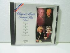 Rare Classical Music Greatest Hits Vol. 2 Various Artists 1990 cd11221