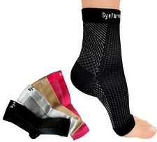 Plantar Fasciitis Socks Compression Foot Arch Support Pain Ankle Relief SyeJam