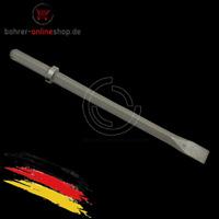 Wacker 19mm Sechskant Flachmeißel Meissel 25x400mm