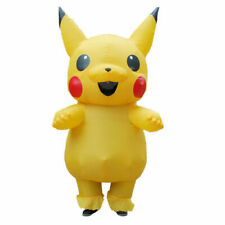Clearance Pokemon Pikachu Costume For Kids Cutie Animal Suit Cosplay Toy USA