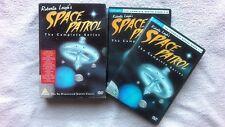 Space Patrol ROBERTA LEIGH  Complete Series Season DVD BOXSET R0  DISCS VGC RARE