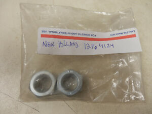 Genuine OEM New Holland 12164124 nut Two(2) pack