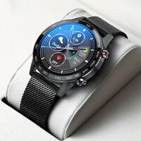 ECG Smart Watch ECG+PPG For iPhone IOS Android Samsung Sports Fitness Tracker