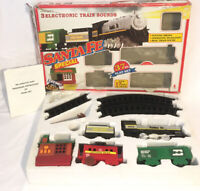 Santa Fe Special Electronic Train Set No. 6062 With Lights, Sounds & Smoke Boxed
