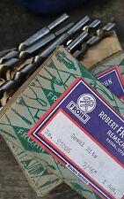 "Spina Dowel Bit Drill... 5/16""... vecchio stock... West GERMAN."