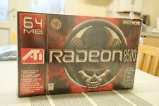 ATI Radeon 8500 64mb AGP DDR Boxed