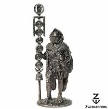 "Tin Toy SOLDIER 54mm ROMAN Signifer LEGION Ancient ROME 1/32"" Metal Tin Figure"