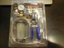 Super Pro Brake Bleeder and Vacuum Pump Kit #7123 Free USA Shipping!