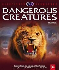 Dangerous Creatures by Angela Wilkes c2003 VGC Hardcover