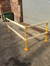 Edge Protection System -Stair Safety System - Temporary Handrail - Handrail Post